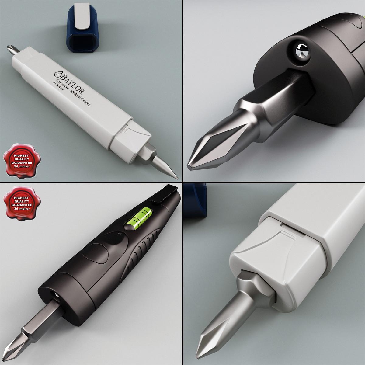 maya pocket screwdrivers