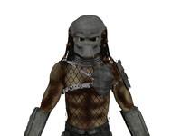 predator 3d max