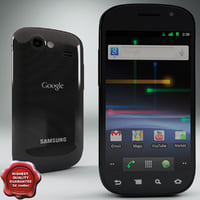 3d model samsung nexus s