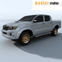 toyota hilux 3ds