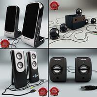 3d 3ds usb speakers