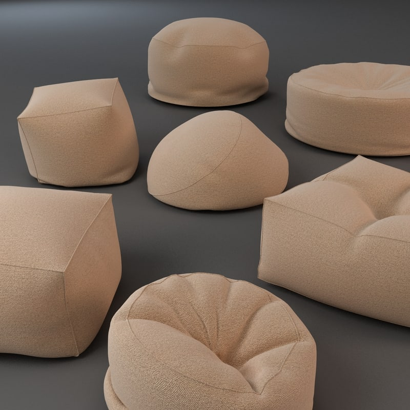 Awe Inspiring Bean Bag Chair Pabps2019 Chair Design Images Pabps2019Com