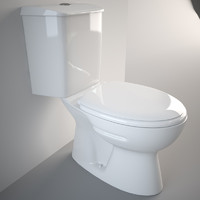 Standard toilet Carmina
