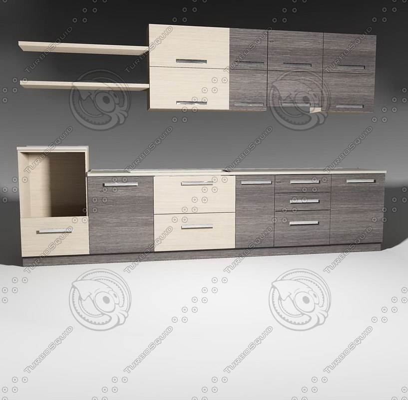 kitchen furnitures pack 1