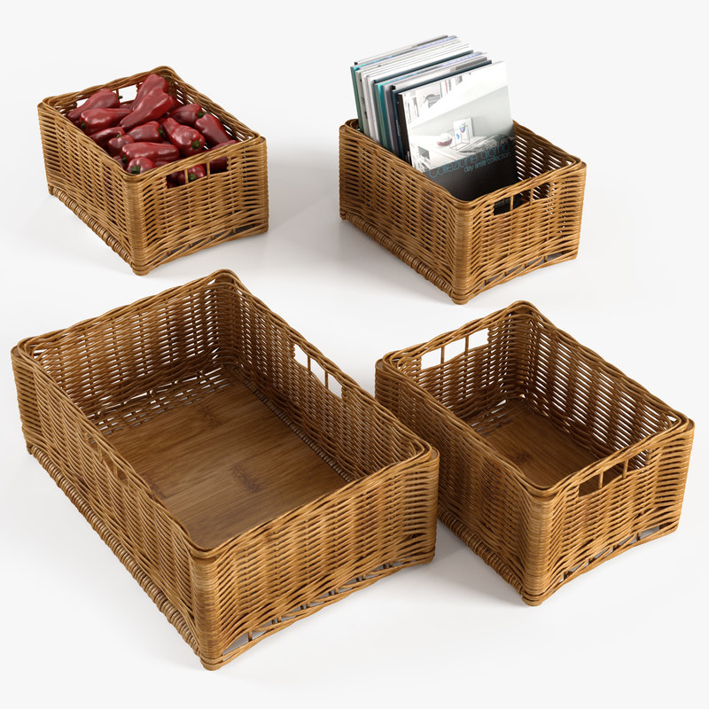 max baskets pepper magazines