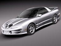 Pontiac Firebird TransAm 1999-2003