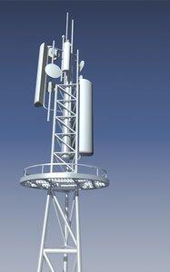 radio mast max