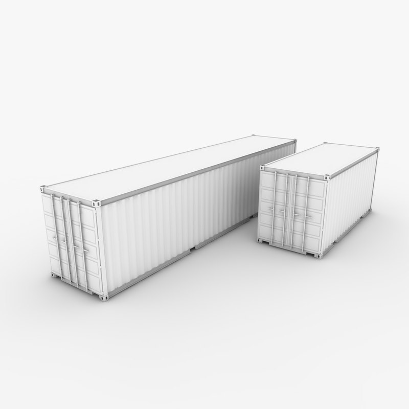 maya 40 20 containers
