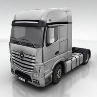 maya vehicle truck