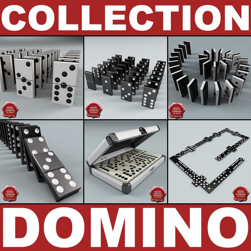 domino v2 3d max