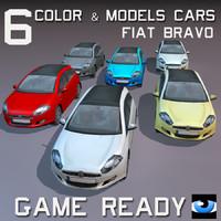 Fiat BRAVO 6 Color & Models Cars