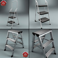 lightwave step ladders