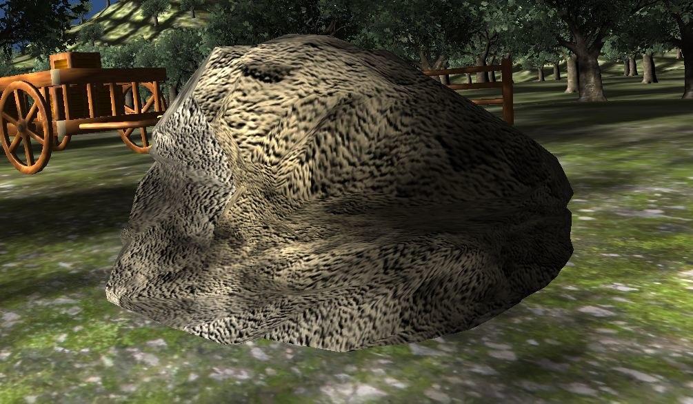 sample boulder fbx free