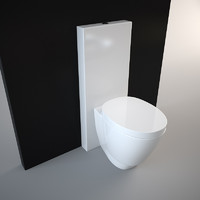 simas ct09 toilet 3ds