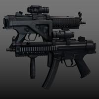 MP5 RAS