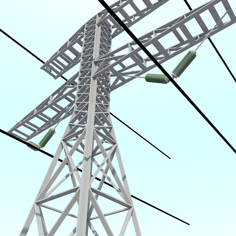 3d model of tower 2011