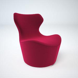 piccola papilio naoto chair max