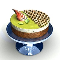 fbx modern apple cake