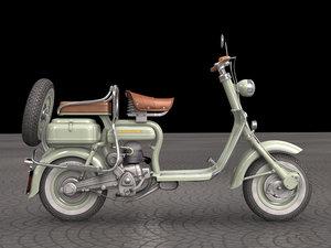 1950 lambretta 3d 3ds