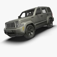 Jeep Liberty, Three Levels of Detail