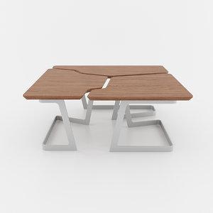 3d model fracture table matthew hilton