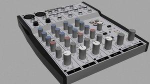 max mixer