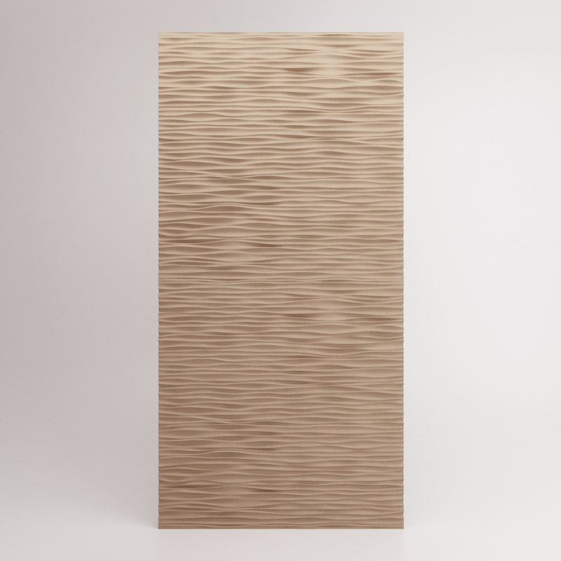 3d mobilia mdf panel wall