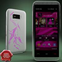 Nokia 5530 Pink