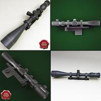 optical scopes 3d 3ds