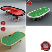 Poker Tables Collection