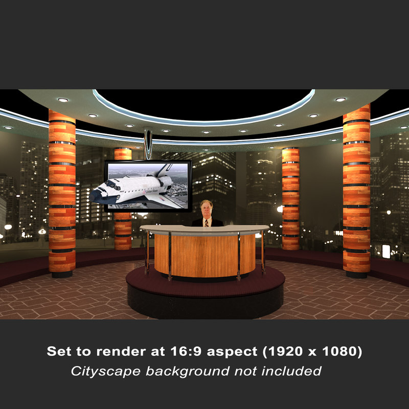 3ds max virtual presentations