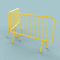 rhino metal barrier