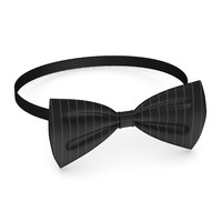 bow tie 3d 3ds