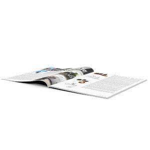 3d magazine open model