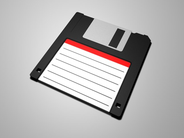 floppy disk 3ds