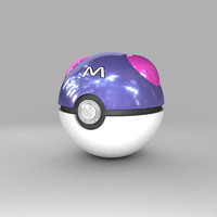 Master Ball (Pokeball)