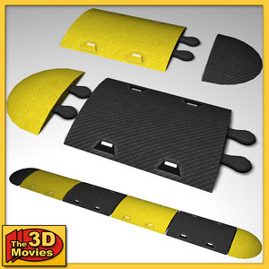 speed bumps components max