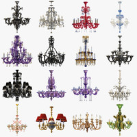 Classic Chandeliers Collection
