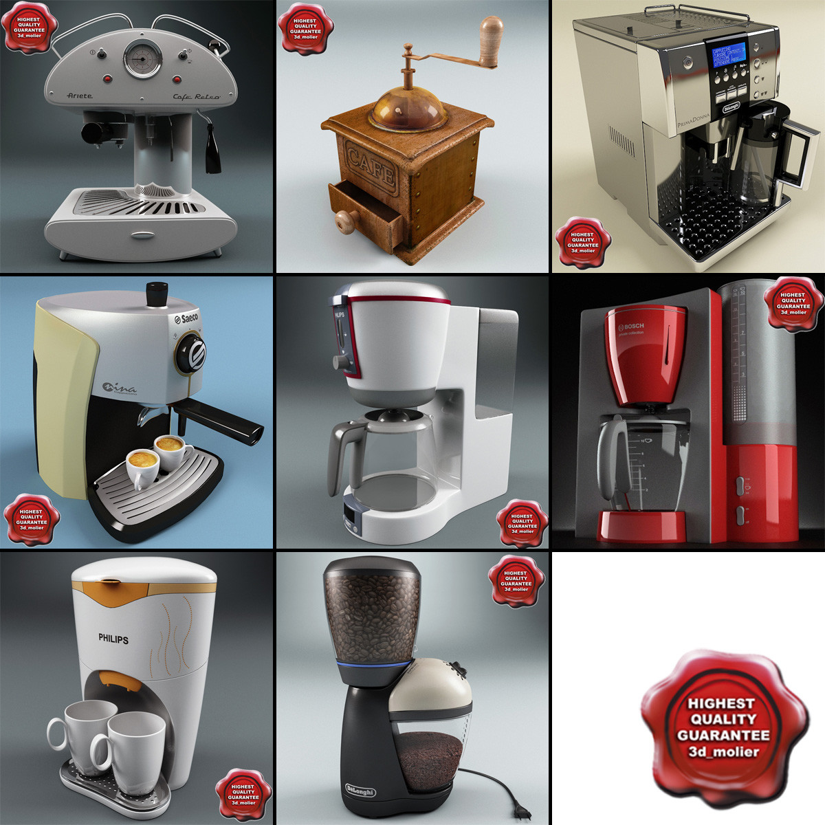 maya coffee makers v3