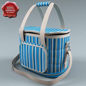 3d fridge soft bag