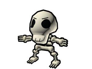 max toony skeleton