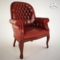 Classic Boss Armchair