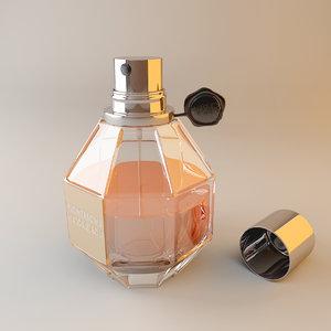 3dsmax perfume