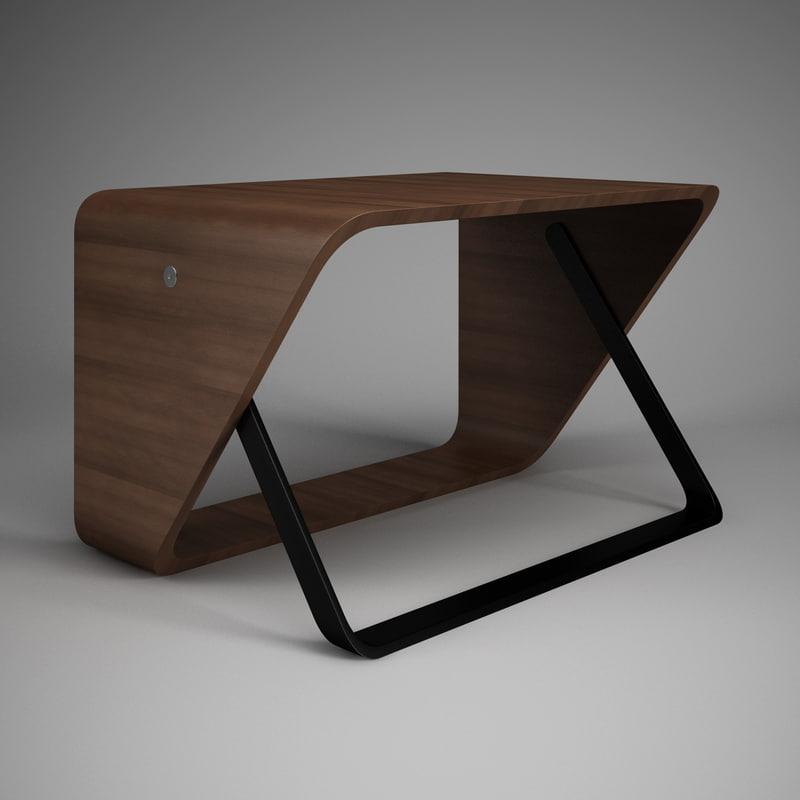 3ds max office desk 33