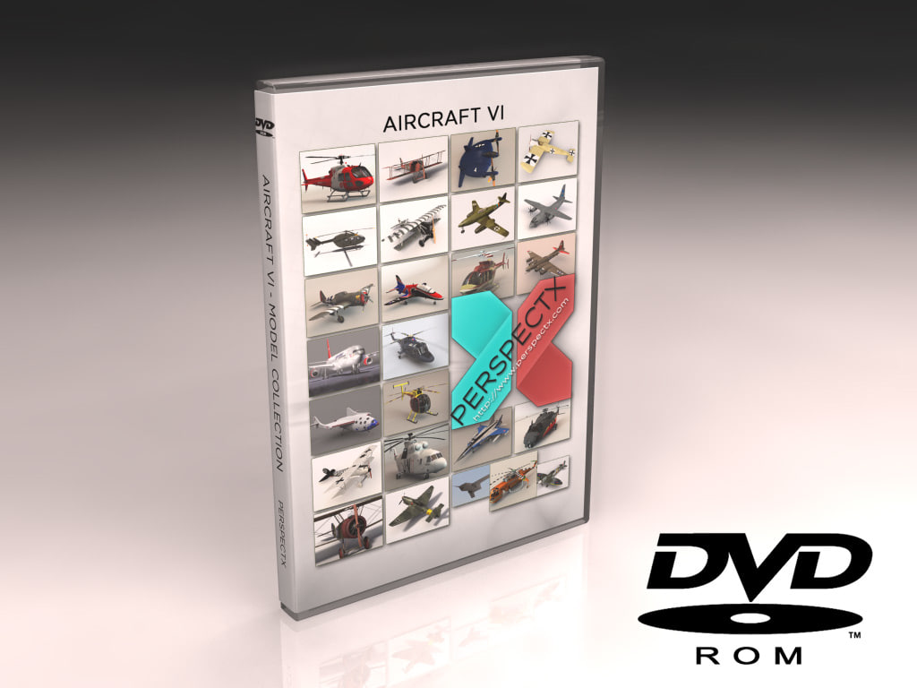 3ds aircraft dvd