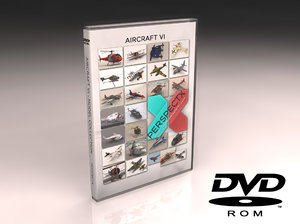 3ds aircraft dvd