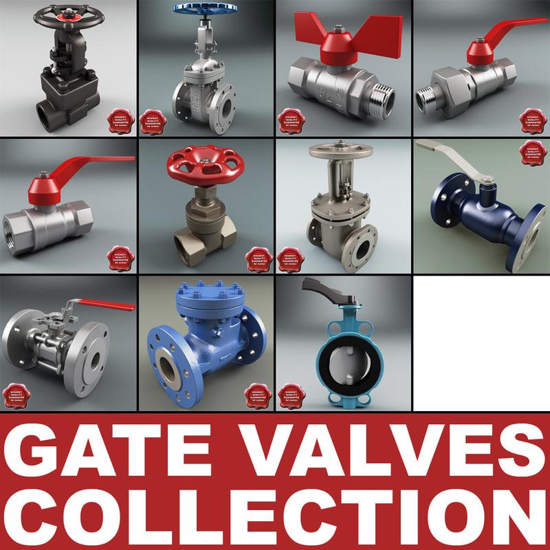 gate valves v4 lwo