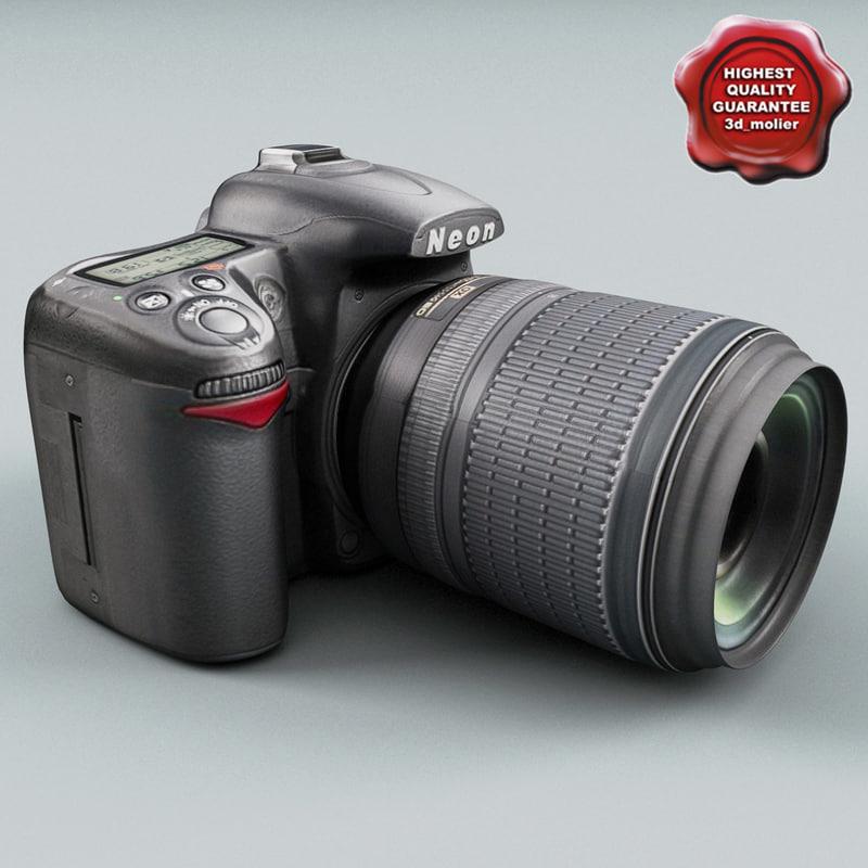 maya photo camera v4