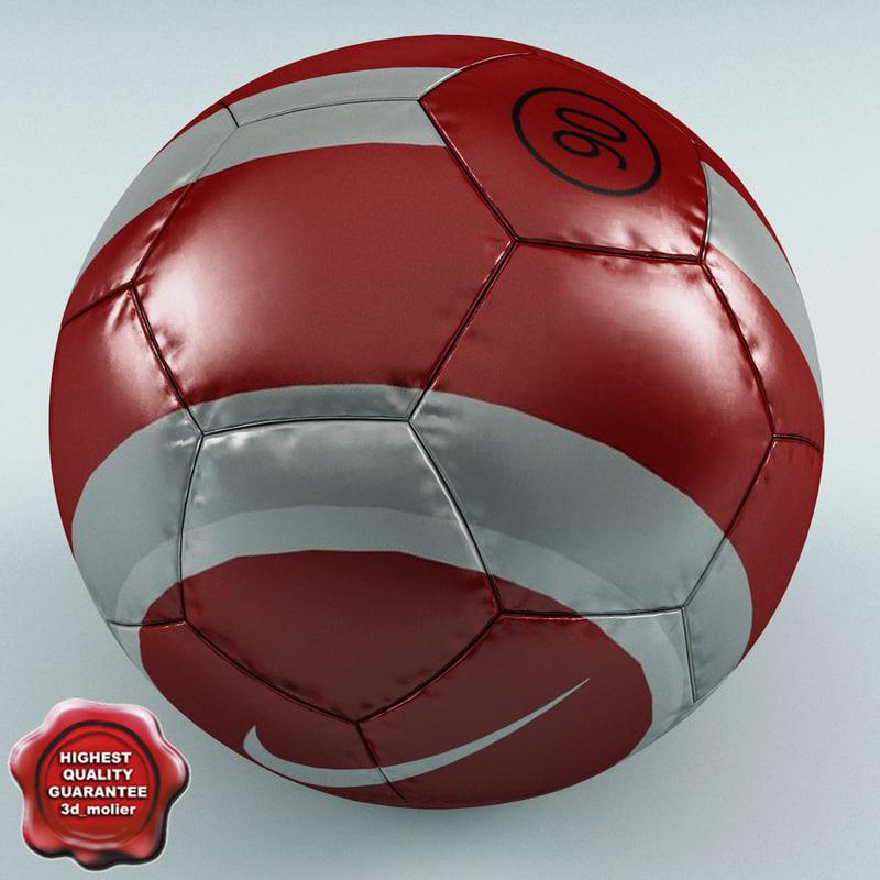 obj soccer ball nike