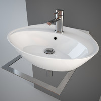 Simas BO11 wash-basin